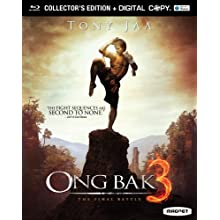 Ong Bak 3 Collector's Edition + Digital Copy [Blu-ray] (2011)