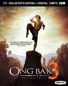 Ong Bak 3 [Blu-ray] [Import]