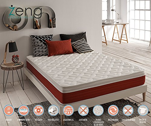 Zeng - Fresh Mattress, QUEEN by ZENG