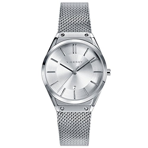 Viceroy 42234-07 Gray Woman Watch