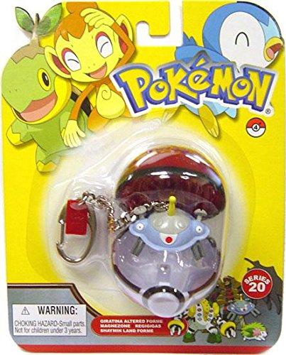 Pokemon Diamond and Pearl Series 20 Keychain Magnezone