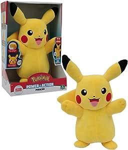 Giochi Preziosi - Pokemon Pikachu Interactivo con Luces y Sonidos ...