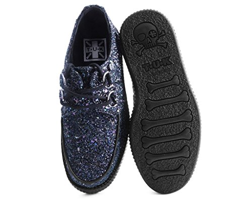 T.U.K. Shoes Gioielli Glitter Viva Alta Pianta Rampicante EU36/UKW3