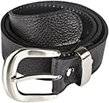 Atitlan Leather Handcrafted Black Leather Money Belt (36)