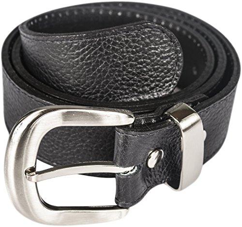 Atitlan Leather Handcrafted Black Leather Money Belt (32)
