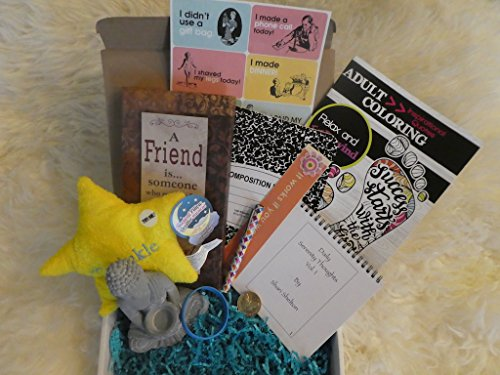 Serenity Recovery Box Subscription Box