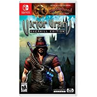 Victor Vran Overkill Edition for Nintendo Switch by Wired Productions