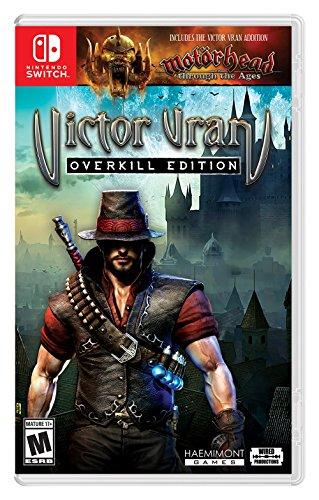 Victor Vran: Overkill Edition - Nintendo Switch (Torchlight 2 Best Items)