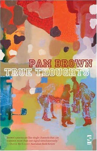 True Thoughts (Salt Modern Poets) by Brand: Salt Publishing