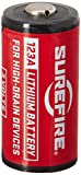 SureFire 1644126Surefire 82013 - SF123A 3 Volt Lithium Battery (12 Pack) (SF12BB SF123A 12PK)
