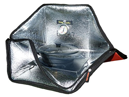Sunflair Mini Portable Solar Oven by Sunflair