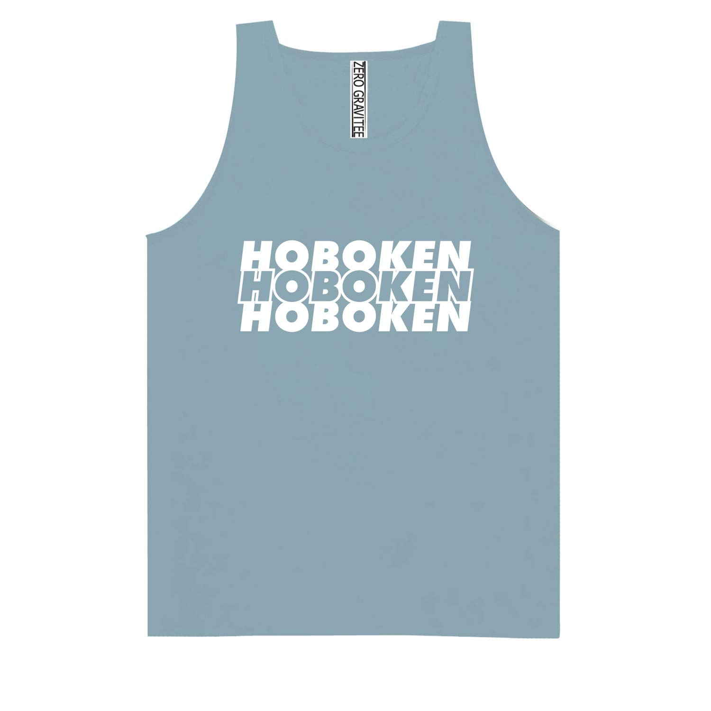 Hoboken USA Adult Pigment Dye Tank Top