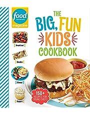 Food Network Magazine: The Big Fun Kids Cookbook