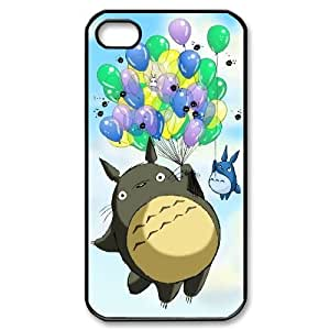Totoro DIY Case for Iphone 4,4S,Totoro custom case