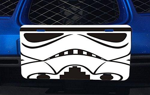 Print Aluminum License Plate for Car Truck Vehicles ()