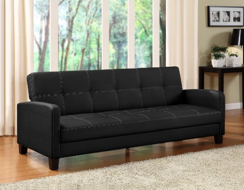 DHP Delaney Sofa Sleeper