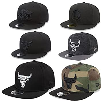 New Era Cap Gorra Snapback 9Fifty Chicago Bulls c75634f6575