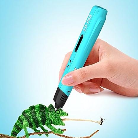 3d pen, nueva 3d Printing Pen/impresoras 3d Doodle Set para para ...