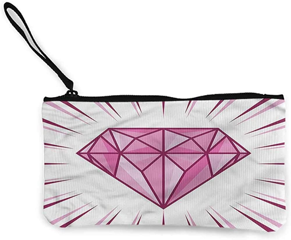 Coin bag Diamonds,Group of Diamond Figures,Womens Wallets