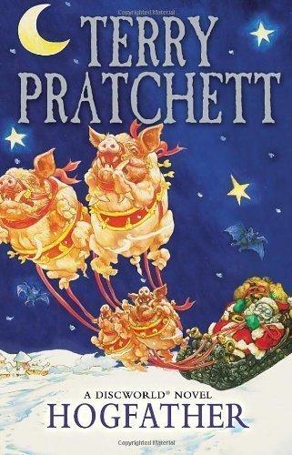terry pratchett discworld series