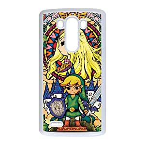 Legend of Zelda LG G3 Cell Phone Case White VC015464