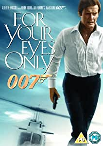 JAMES BOND - FOR YOUR EYES ONLY (1981) -DVD
