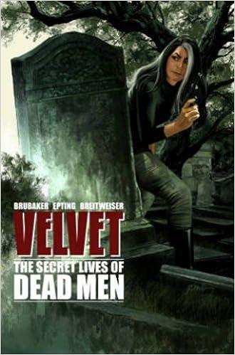 Velvet Volume 2: The Secret Lives of Dead Men by Elizabeth Breitweiser (2-Jun-2015)