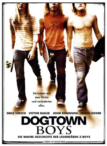 - Lords of Dogtown Poster Movie German 27x40