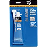 Dap 00684 Dow Corning Silicone Rubber Sealant, 2.8-Ounce (Clear)