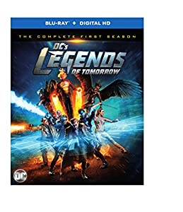 Cover Image for 'DC's Legends of Tomorrow: Season 1'