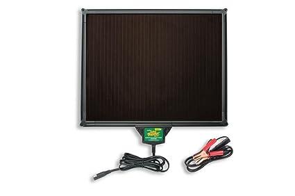 Tender - Cargador solar (5 W, 5 W): Amazon.es: Coche y moto