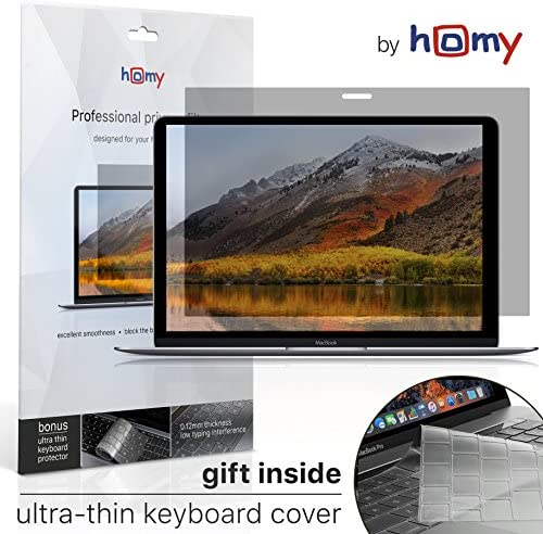 Homy Compatible Privacy Protector MacBook