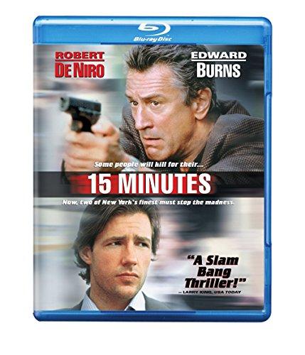 Blu-ray : 15 Minutes (Blu-ray)