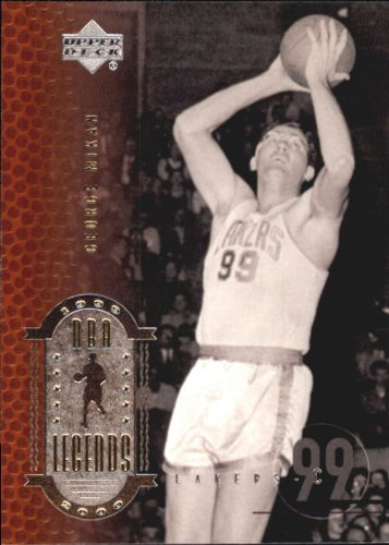 2000 Upper Deck Century Legends Basketball Card #18 George Mikan ()