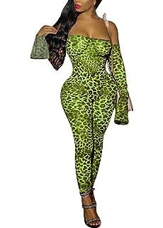 LROSEY Women Summer Bodycon Tank Sleeveless Jumspuit Wide Leg Pants Romper See Through Sheer Mesh Cover Ups One Piece