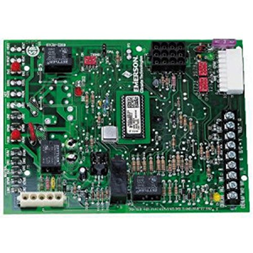 51dylGSeZ9L pcbbf107s goodman oem replacement furnace control board hvac Gas Furnace Wiring Diagram at bakdesigns.co