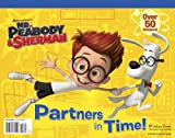 Partners in Time! (Mr. Peabody and Sherman), Golden Books, 0385371500