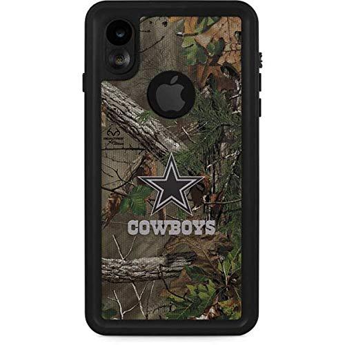 Case Dallas Nfl Cowboys (Dallas Cowboys iPhone XR Case - Realtree NFL   Skinit Waterproof Case - Snow, Dust, Waterproof iPhone XR Cover)