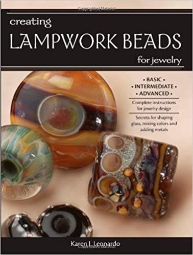 creating lampwork beads for jewelry karen leonardo amazoncom books