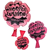 """3 Pack - Whoopee Cushion Combo - 3"""", 6"""" and 8"""" Bundle - Whoopie Novelty Toys for Boys, Girls & Adults"""
