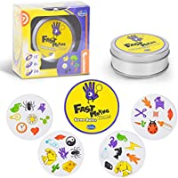 PLUSPOINT Fast Moving Hands Card Game ,Spot It ! Game .