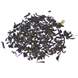 Decaf Earl Grey Loose Leaf Tea Also Known As Evening Tea with Oil of Bergamot - 1 Pound