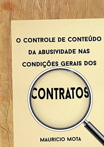 Amazon ebooks grtis amazon o livro tem por escopo a anlise do controle de contedo da abusividade nas condies gerais dos contratos definindo nessas condies gerais dos contratos fandeluxe Choice Image