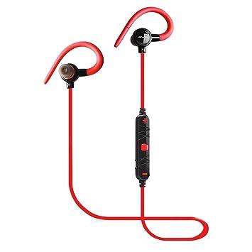 AWEI a620bl in-Ear auriculares inalámbricos Bluetooth auriculares para teléfono móvil con micrófono Fone De ouvido ecouteur auriculares con gancho para ...