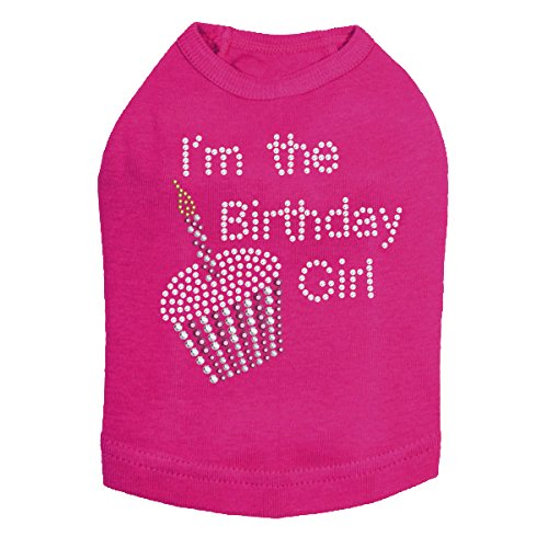 I'm the Birthday Girl - Dog Shirt by Dog in the Closet