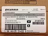 Box Of 30 Pcs Sylvania 21422 FO28/850/Xv/Ss/Eco 28 Watt 48'' T8 5000K 40K Hrs