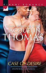 Case of Desire (Mills & Boon Kimani) (Hopewell General - Book 4)