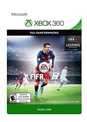 Fifa 16 from Electronic Arts
