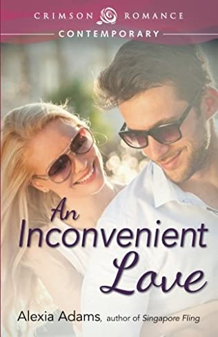 book cover of An Inconvenient Love