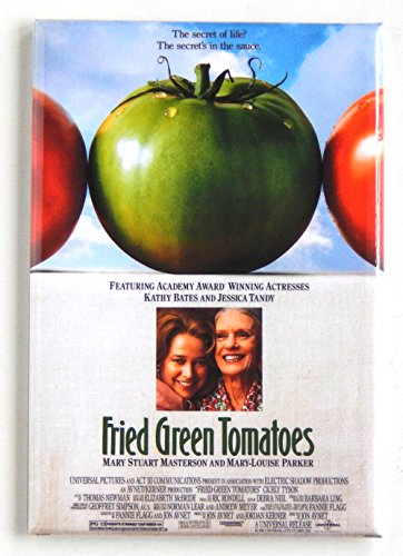 Fried Green Tomatoes Movie Poster Fridge Magnet
